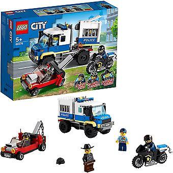 Trasporto prigionieri polizia città LEGO 60276