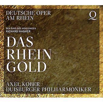 Das Rheingold [CD] USA import