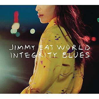 Jimmy Eat World - Integrity Blues [CD] USA import