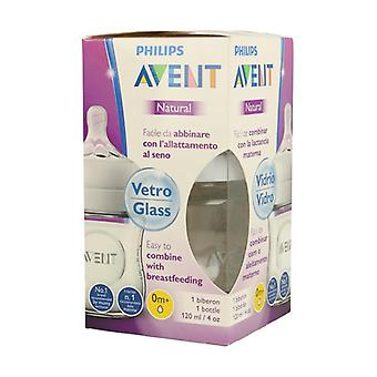 SCF051 / 17 0m + Natural Glass Baby Bottle 1 unit