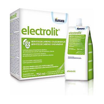 Humana Electrolit 3 x 250 ml