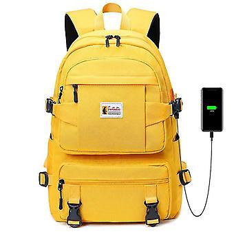 Children School Bags Waterproof Oxford Large School Backpack For Teenagers
