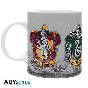 Harry Potter - The 4 Houses Mug