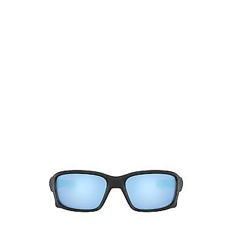 أوكلي OO9331 النظارات الشمسية الذكور الأسود غير لامع