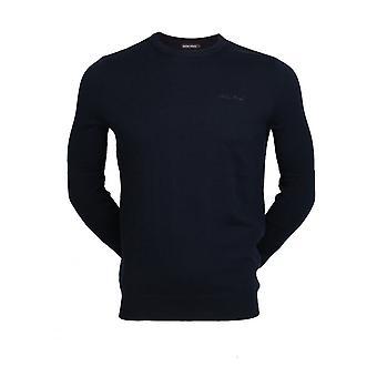 Antony Morato Men's Long Sleeve Knitwear Sweater Deep Blue