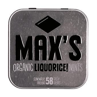 Organic Licorice Candies 35 g