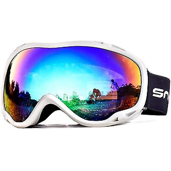 Snowledge Ski Snowboard Goggles with UV400 Protection, Skiing Snowboarding Goggles
