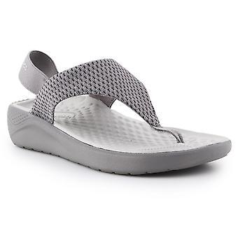 Crocs Literide Mesh Flip 20547708D universal summer women shoes