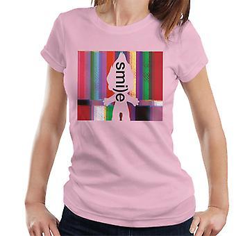 Trolls Silhouette Smile Women's T-Shirt