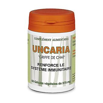Uncaria Cat's claw 60 capsules of 375mg