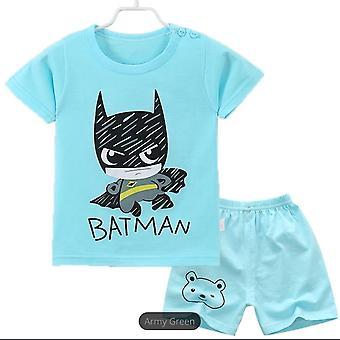 Batman T-Shirt And Shorts Set