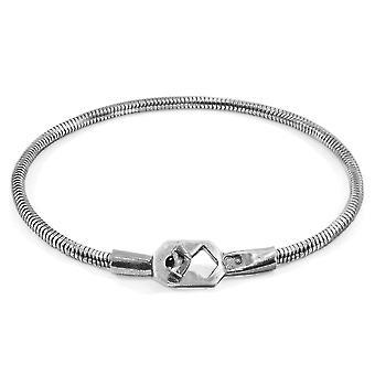 ANCHOR & CREW Tenby Mooring Silber Kette Armband
