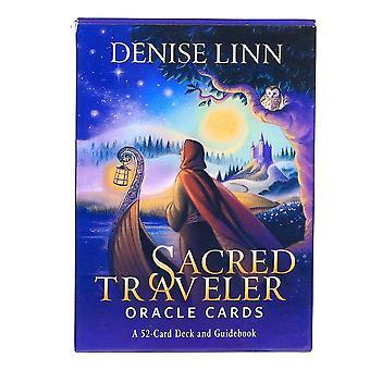 Oracle Tarot Cards Sacred Travler