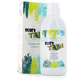 Kin Teen mouthwash 500ml (Health & Beauty , Personal Care , Cosmetics , Cosmetic Sets)