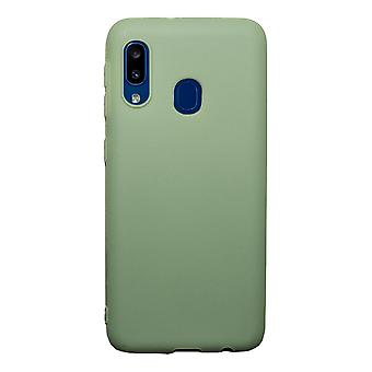 Ultra-Slim Case compatible with Samsung Galaxy A10e | In Green