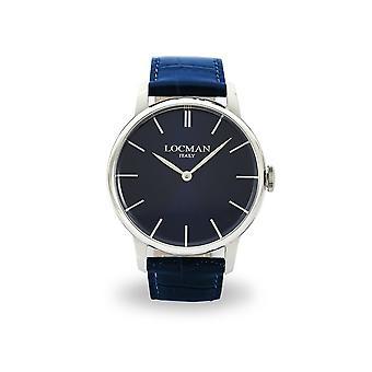 Locman Wristwatch 1960 0251V02-00BLNKPB