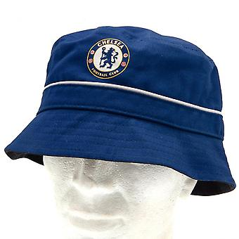 Chelsea FC Unisex Adult Bucket Hat