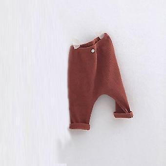 Bebé leggings coreano estilo skinny pantalones