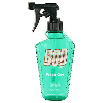 Bod Man Fresh Guy Fragrance Body Spray By Parfums De Coeur 8 oz Fragrance Body Spray