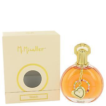 Micallef Watch Eau De Parfum Spray By M. Micallef 3.3 oz Eau De Parfum Spray