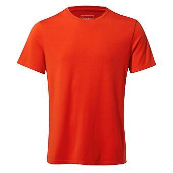Craghoppers Herren erste Schicht Kurzarm T-shirt