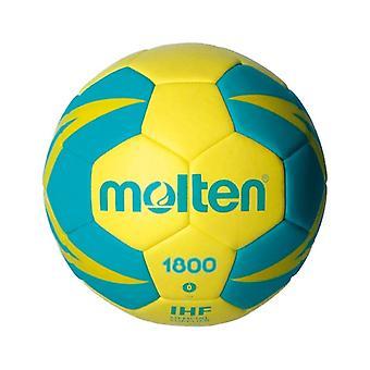 Pallo käsipallo sulaa H0X1800-YG Leatherette (koko 0)