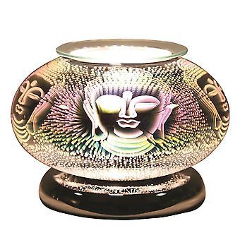 Aromatize Ltd 3d Buddha Kosketuspoltin 19cm