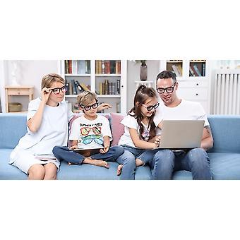Anti Blaulicht Computer Brille für Anti Eye Eyestrain klar Pc Objektiv