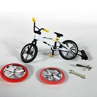 Mini polkupyörä sormi pyörä malli lelu