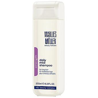 Marlies Moller Strengthening and Lightening Shampoo 200 ml
