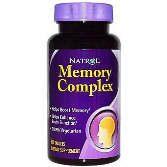Natrol Speicher-Komplex 60 Tabletten