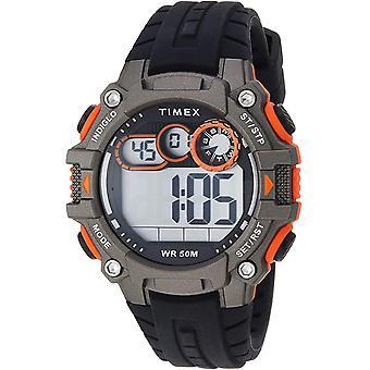 Timex DGTL Big Digit Siliconen Herenhorloge TW5M27200