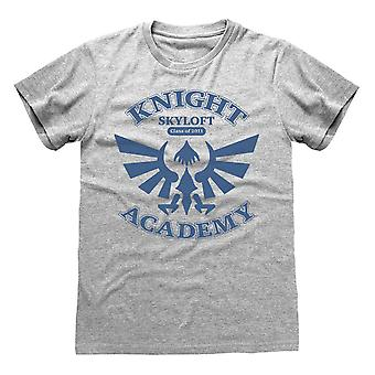 Nintendo Legend av Zelda Knight Academy T-skjorte