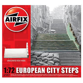 Airfix A75017 1:72 Scară European City Steps Model Kit