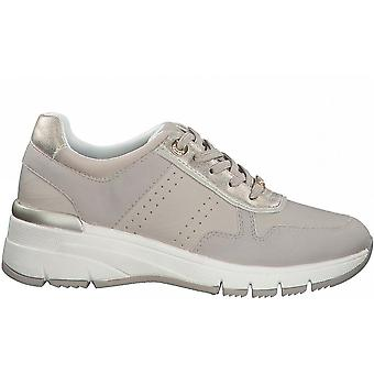 Beige Casual Trainers