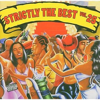 Strengt den bedste-vol. 25-strengt den bedste [CD] USA import