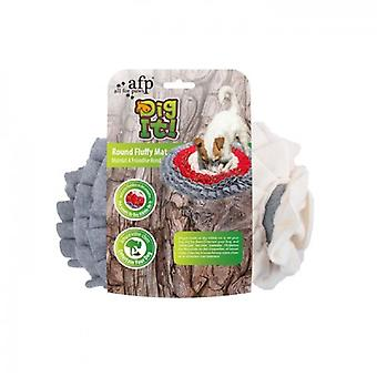 AFP Dig it Round Sponge Rug (Dogs , Toys & Sport , Intelligence & Interactive Toys)