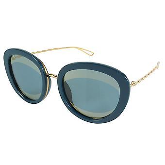 Ellie Saab Sunglasses ES 007/S MR88N Acetate Metal Italy Made 53-20-140