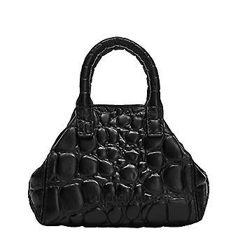 Liebeskind Berlin Annie Chelsea, Women's Folder Bag, Black, Extra Small (HxBxT 11cm x 14cm x 7cm)
