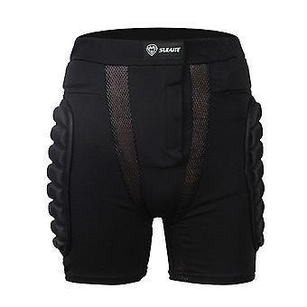 מכנסי מגן של יוניסקס מוטוקרוס, כרית התחת של Gear Hip, שריון אופני Mtb
