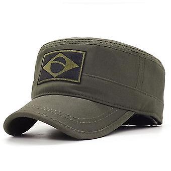 Мужчины Военные Шляпы Cap, Мужские бейсболки