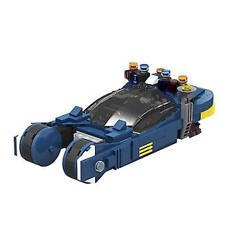Speed Sports Car 20383 Building Block Model Dekoracja Dzieci Brain Game DIY Zabawki Prezenty| Bloki(niebieski)
