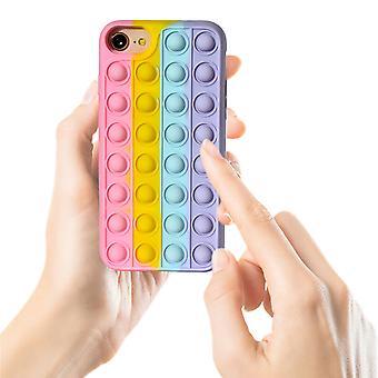 Iphone 6/7/8/se(2020) - Shell / Schutz / Pop It Fidget