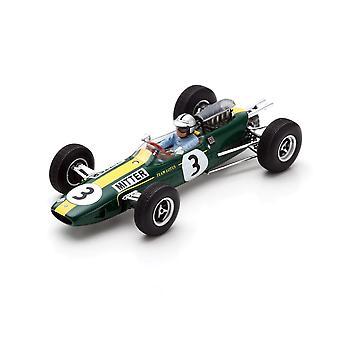 Lotus 25 (Gerhard Mitter - German GP 1965) Resin Model Car