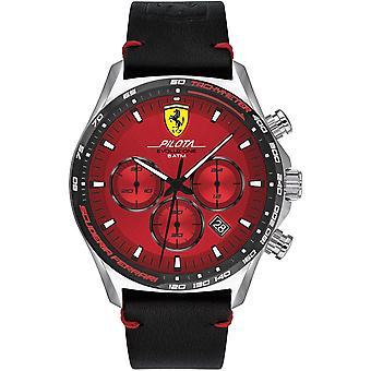 Scuderia Ferrari SF830713 PILOTA EVO Heren Horloge