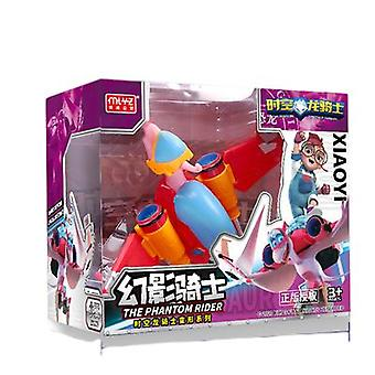 Time And Space Dragon Knight Steel Tyrannosaurus Toy