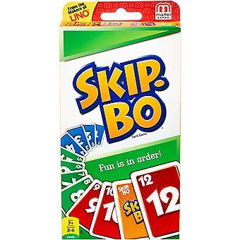 Juego de cartas Skip-bo