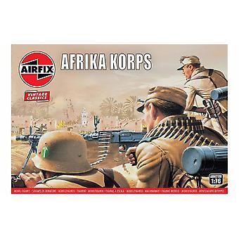 Toisen maailmansodan afrika-joukot 1:76 Ilmakorjausluvut