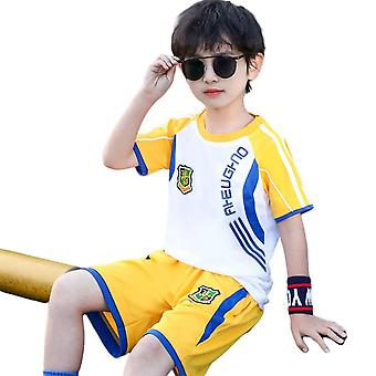 Football Jersey Sports Suit Quick-drying Jersey Summer Tide