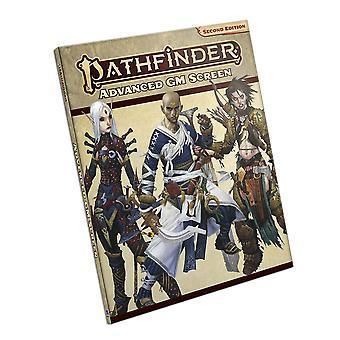 Pathfinder 2e editie Advanced GM-scherm (P2)